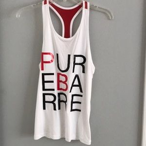 Pure Barre Activewear Tank - never worn